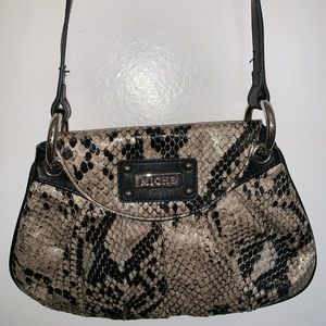 Miche clutch purse